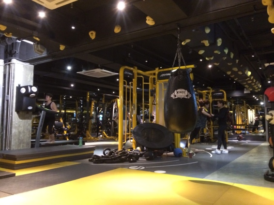 Everlast Gym