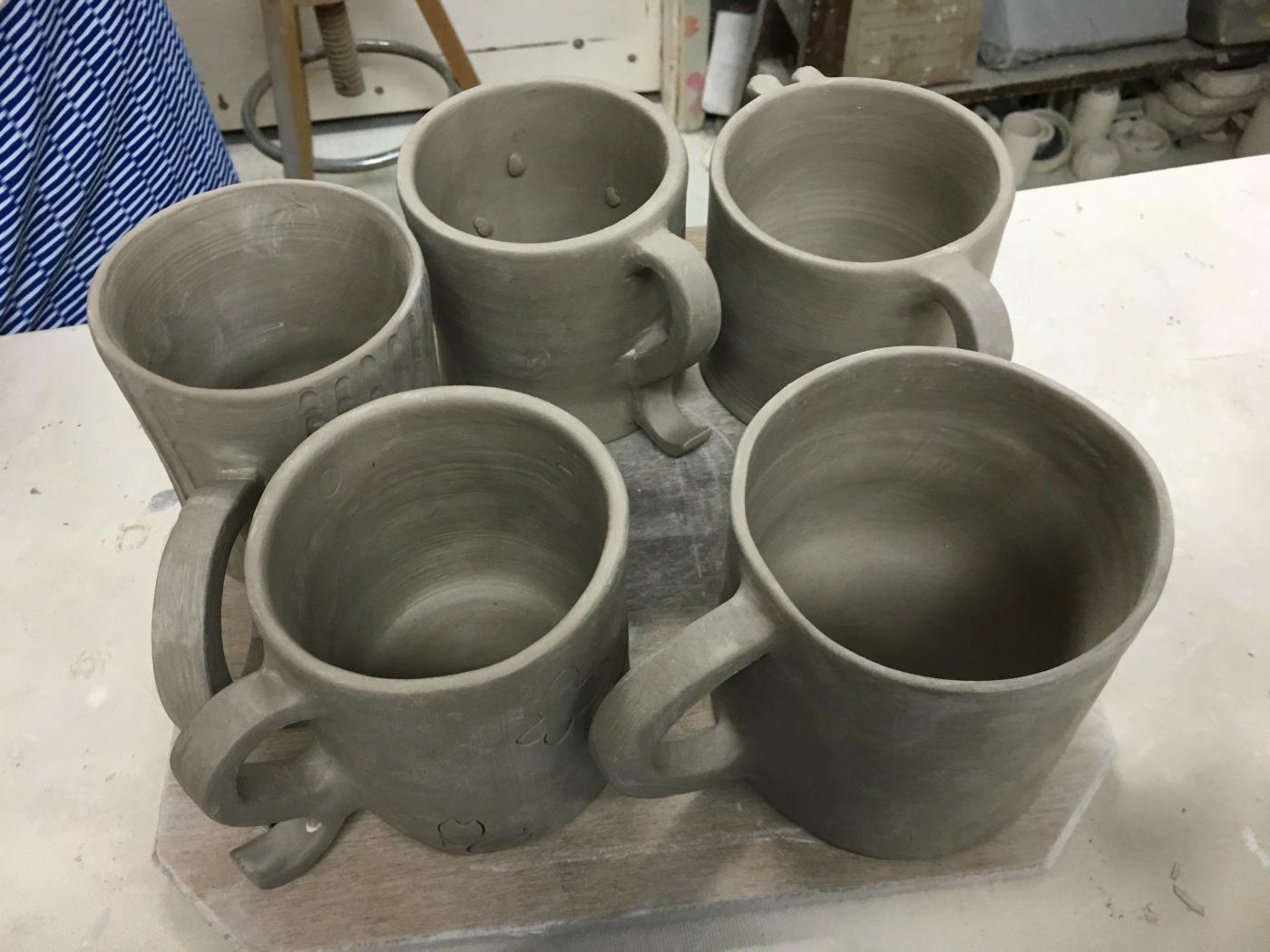 陶瓷杯製作_hapife