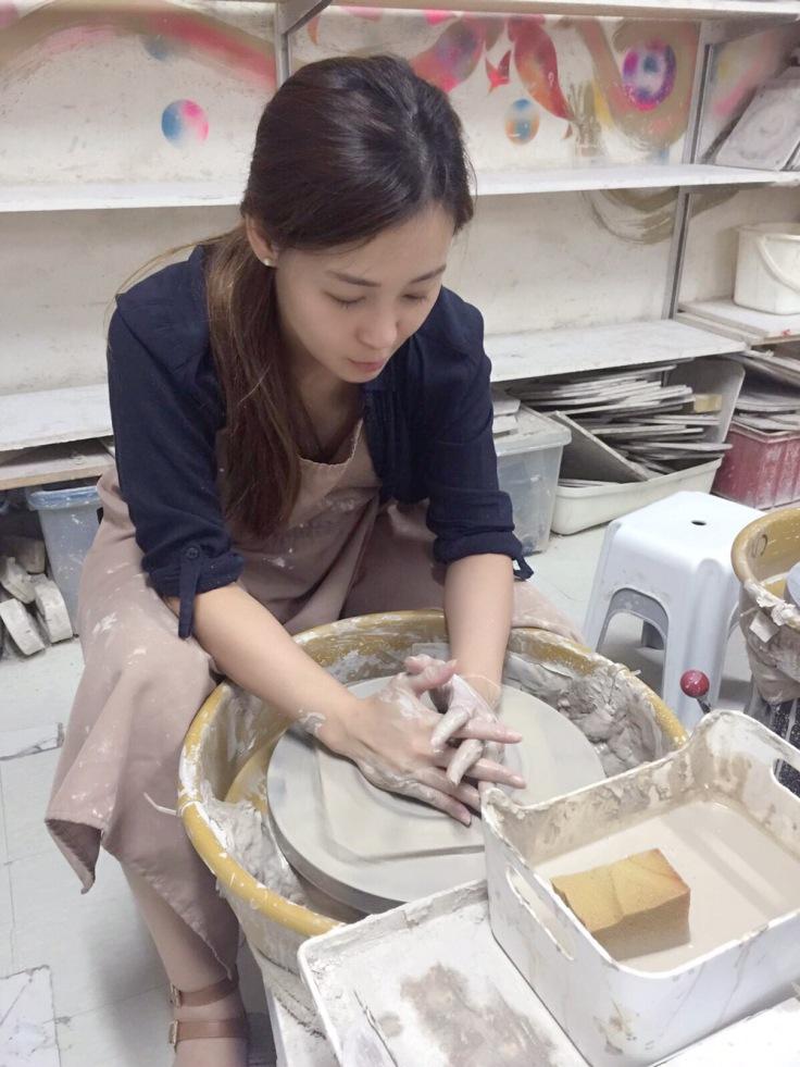 陶瓷班製作- hapife